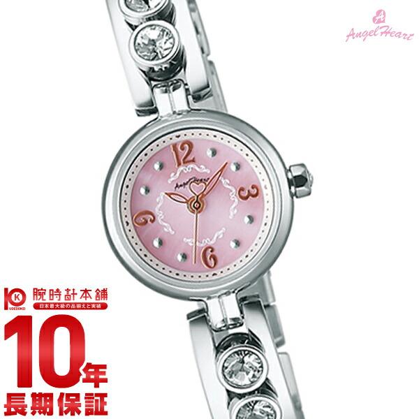 エンジェルハート 腕時計 AngelHeart ラブスウィング ピンクパール スワロフスキー WL20SSA [正規品] レディース 時計