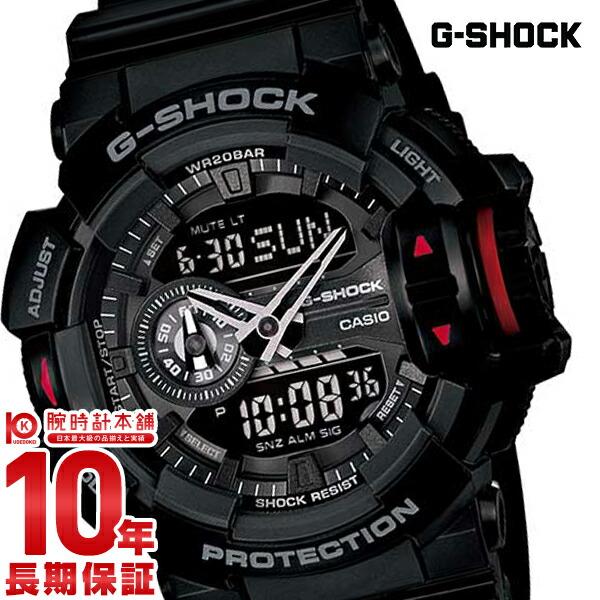 【店内ポイント最大43倍&最大2000円OFFクーポン!9日20時から】カシオ Gショック G-SHOCK Gショック GA-400-1BJF [正規品] メンズ 腕時計 時計(予約受付中)