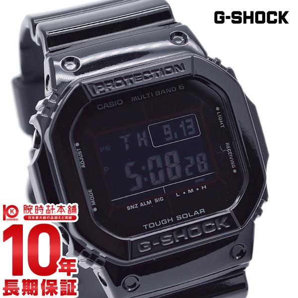 カシオ Gショック G-SHOCK ソーラー電波 GW-M5610BB-1JF [正規品] メンズ 腕時計 時計