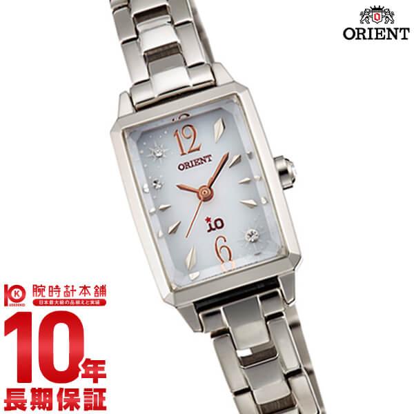 オリエント ORIENT イオ スイートジュエリー ソーラー WI0291WD [正規品] レディース 腕時計 時計