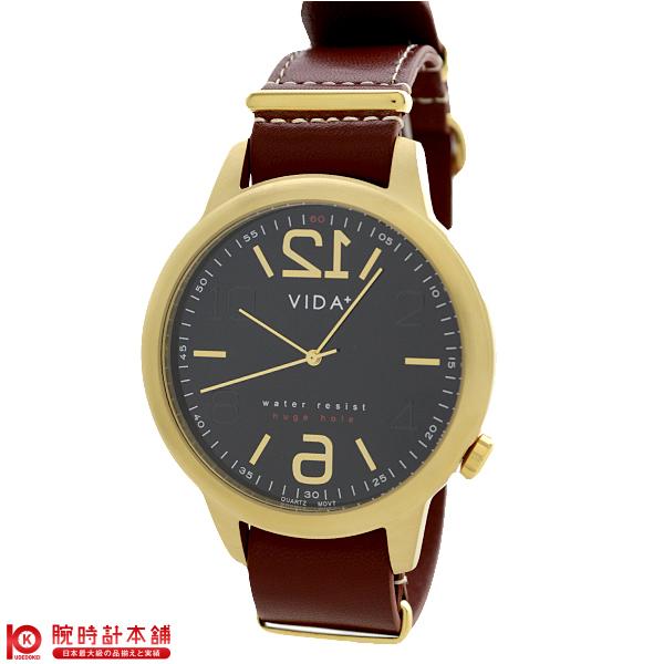ヴィーダプラス VIDA+ 45916GD-BR [正規品] メンズ 腕時計 時計