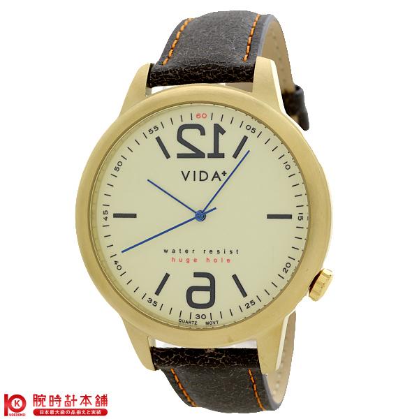 ヴィーダプラス VIDA+ 45917GD-LGL [正規品] メンズ 腕時計 時計