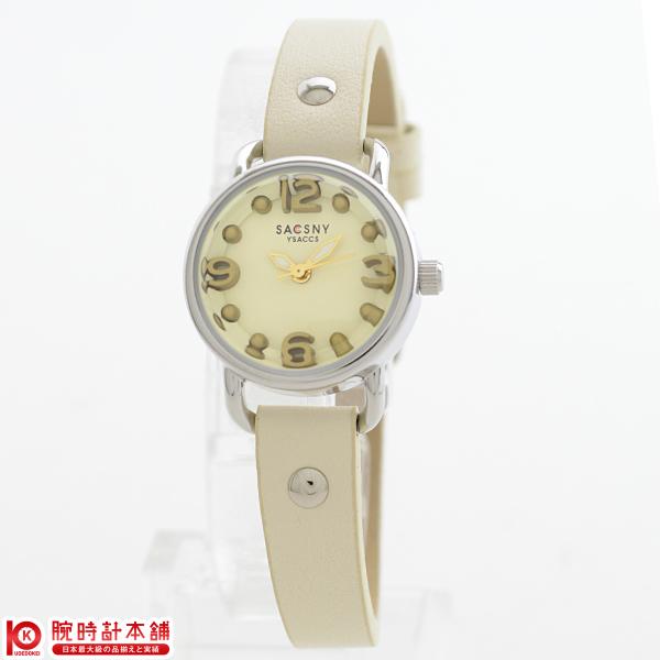 サクスニーイザック SACCSNYY'SACCS SYA-15110-BGBG [正規品] レディース 腕時計 時計 【dl】brand deal15 【あす楽】