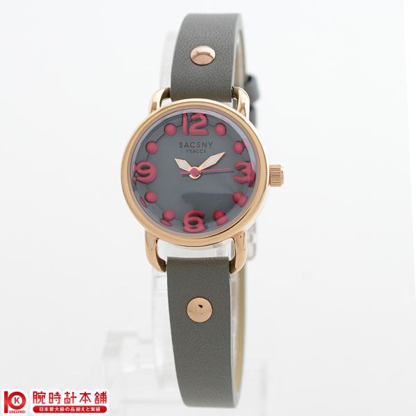 サクスニーイザック SACCSNYY'SACCS SYA-15110-GYGY [正規品] レディース 腕時計 時計 【dl】brand deal15 【あす楽】