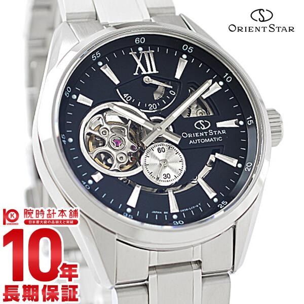 オリエントスター ORIENT オリエントスター モダンスケルトン WZ0181DK [正規品] メンズ 腕時計 時計【24回金利0%】