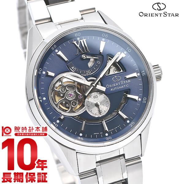オリエントスター ORIENT オリエントスター モダンスケルトン WZ0191DK [正規品] メンズ 腕時計 時計【24回金利0%】
