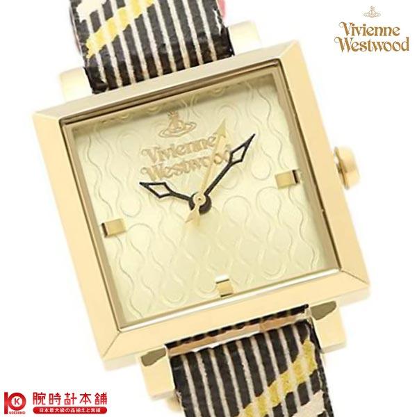 【店内ポイント最大43倍&最大2000円OFFクーポン!9日20時から】【最安値挑戦中】ヴィヴィアン 時計 ヴィヴィアンウエストウッド 腕時計 VV087GDBR [海外輸入品] レディース 腕時計 時計