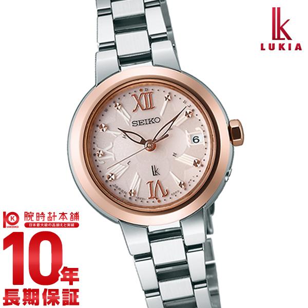 セイコー ルキア LUKIA フラワーパーティ ソーラー電波 10気圧防水 SSVW068 [正規品] レディース 腕時計 時計【24回金利0%】【あす楽】