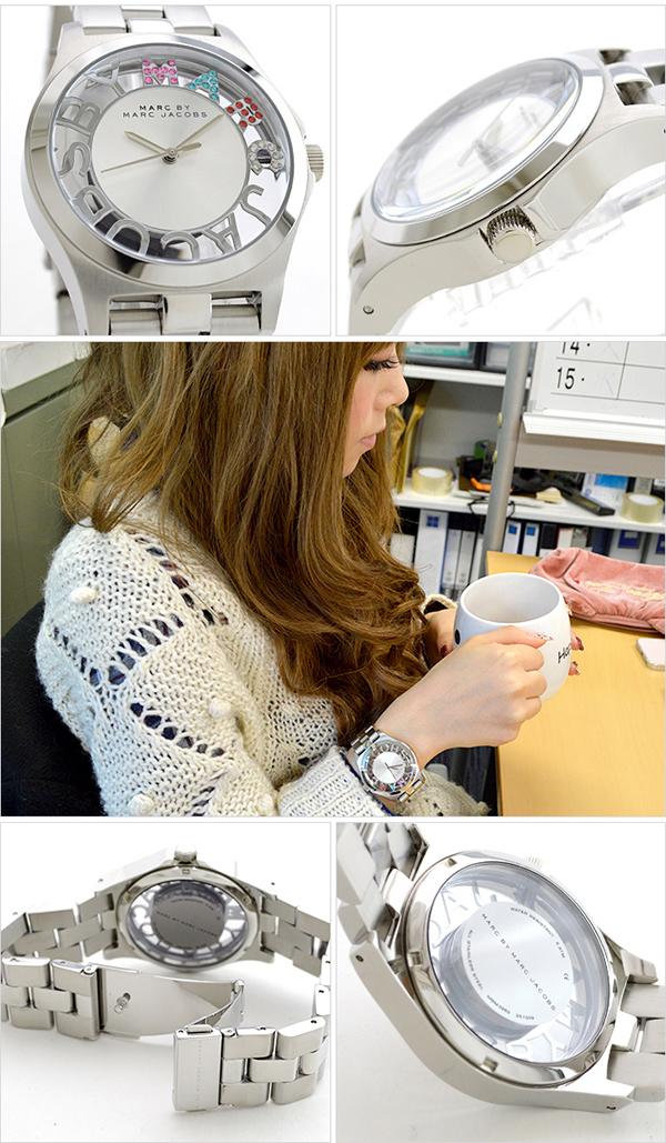 마크바이마크제이코브스 MARCBYMARCJACOBS MBM3262 [해외 수입품]레이디스 손목시계 시계