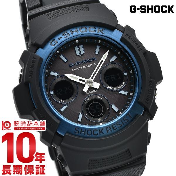 カシオ Gショック G-SHOCK ソーラー電波 AWG-M100BC-2AJF [正規品] メンズ 腕時計 時計(予約受付中)