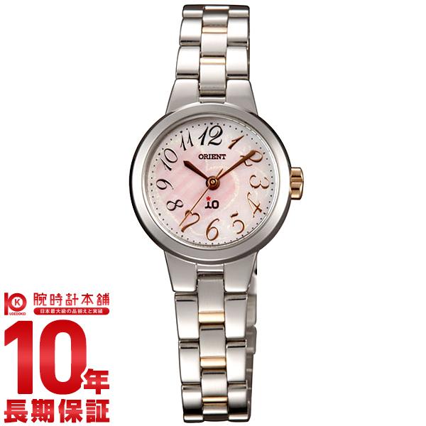 オリエント ORIENT イオ スイート&スパイシー ソーラー WI0251WD [正規品] レディース 腕時計 時計