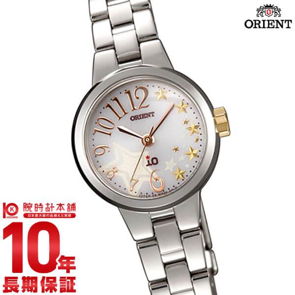 オリエント ORIENT イオ シューティングスター ソーラー WI0281WD [正規品] レディース 腕時計 時計