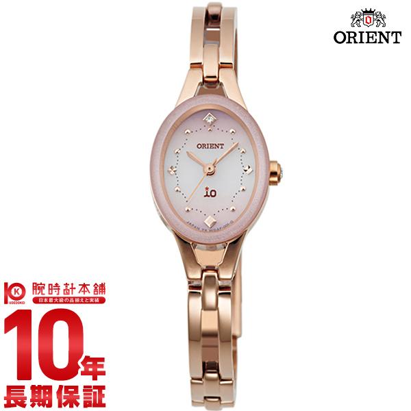 オリエント ORIENT イオ パフューム ソーラー WI0351WD [正規品] レディース 腕時計 時計