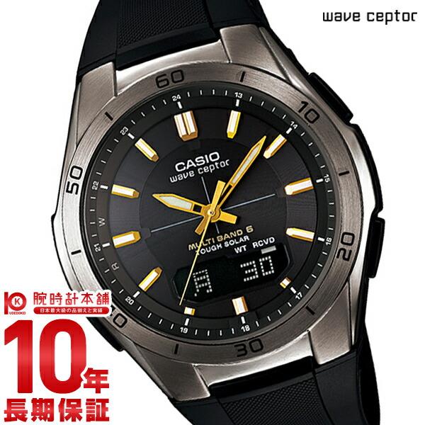 最大1200円割引クーポン対象店 カシオ ウェーブセプター WAVECEPTOR ソーラー電波 WVA-M640B-1A2JF [正規品] メンズ 腕時計 時計(予約受付中)