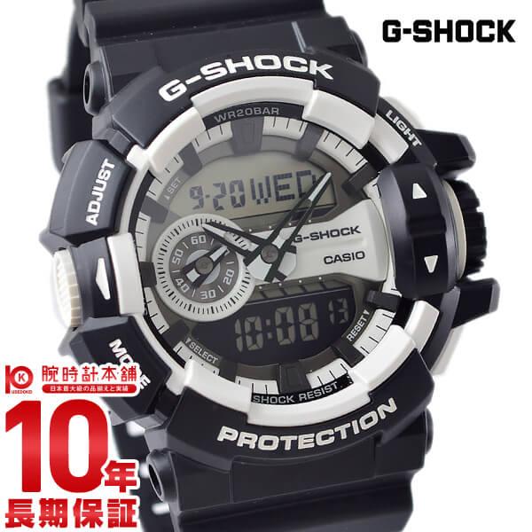 カシオ Gショック G-SHOCK ハイパーカラーズ GA-400-1AJF [正規品] メンズ 腕時計 時計(予約受付中)