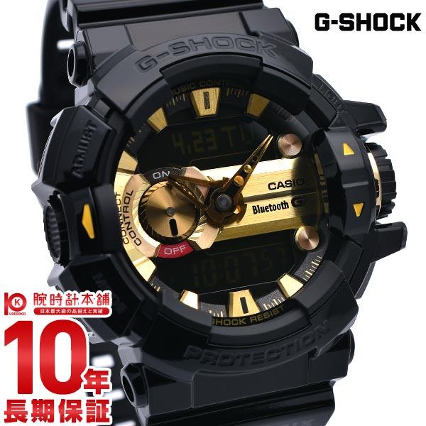 カシオ Gショック G-SHOCK Bluetooth通信機能付き GBA-400-1A9JF [正規品] メンズ 腕時計 時計(予約受付中)