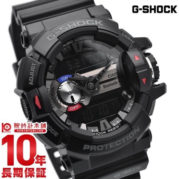 カシオ Gショック G-SHOCK Bluetooth通信機能付き GBA-400-1AJF [正規品] メンズ 腕時計 時計(予約受付中)