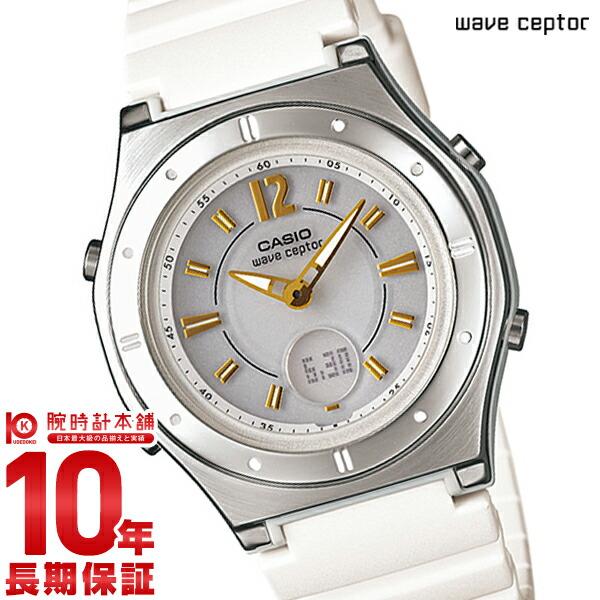 最大1200円割引クーポン対象店 カシオ ウェーブセプター WAVECEPTOR ソーラー電波 LWA-M142-7AJF [正規品] レディース 腕時計 時計(予約受付中)