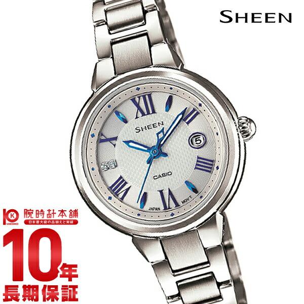 カシオ シーン SHEEN ソーラー SHE-4516SBY-7AJF [正規品] レディース 腕時計 時計(予約受付中)