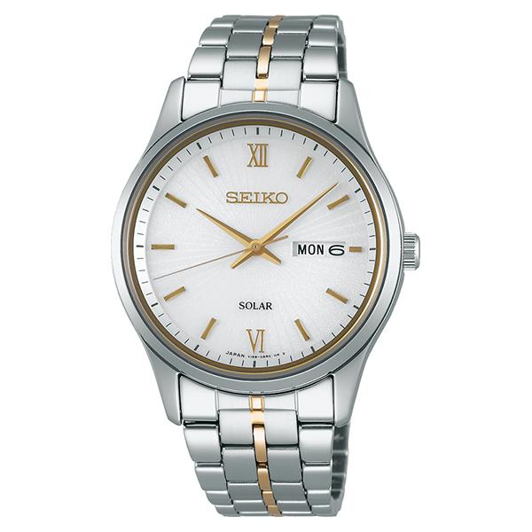 セイコーセレクション SEIKOSELECTION ソーラー 10気圧防水 SBPX071 [正規品] メンズ 腕時計 時計父の日 プレゼント ギフト