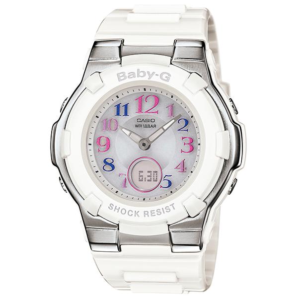 카시오 베이비 G BABY-G 여행자 전파 솔 라 BGA-1100GR-7BJF 여성 시계 시계