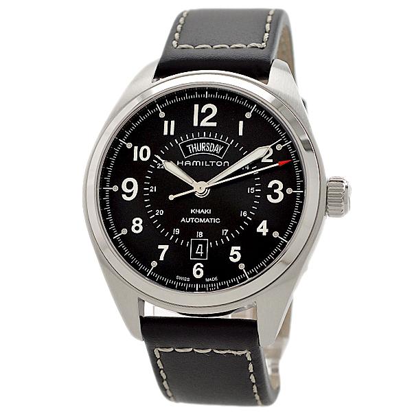 【1日は店内ポイント最大38倍!】【ショッピングローン24回金利0%】ハミルトン カーキ フィールド 腕時計 HAMILTON デイデイト H70505733 [海外輸入品] メンズ 時計