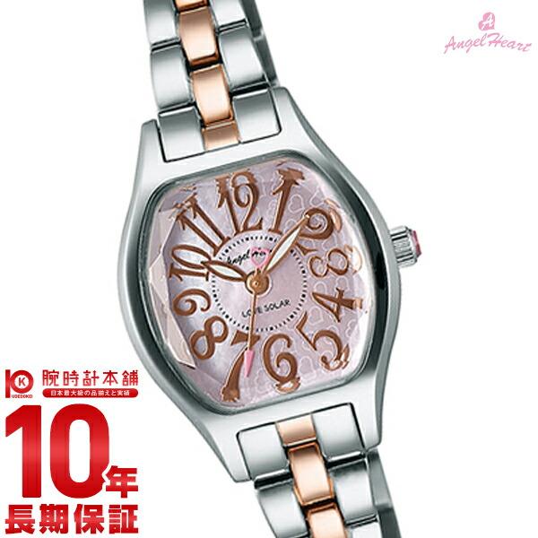 エンジェルハート 腕時計 AngelHeart ラブソーラー LST23RSW [正規品] レディース 時計