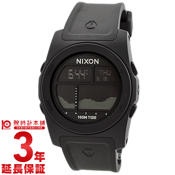 Nixon NIXON rhythm A385001 mens watch watches