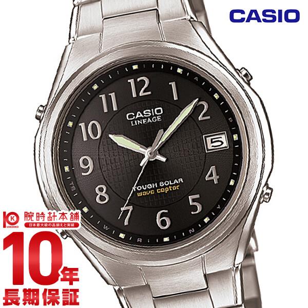 【ポイント最大29倍!9日20時より】カシオ リニエージ LINEAGE ソーラー電波 LIW-120DEJ-1A2JF [正規品] メンズ 腕時計 時計(予約受付中)