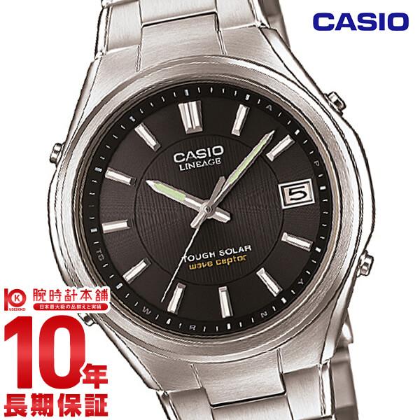 カシオ リニエージ LINEAGE ソーラー電波 LIW-120DEJ-1AJF [正規品] メンズ 腕時計 時計(予約受付中)