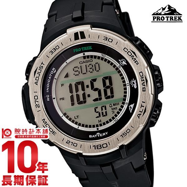 【店内ポイント最大43倍&最大2000円OFFクーポン!9日20時から】カシオ プロトレック PROTRECK ソーラー電波 PRW-3100-1JF [正規品] メンズ&レディース 腕時計 時計【24回金利0%】(予約受付中)