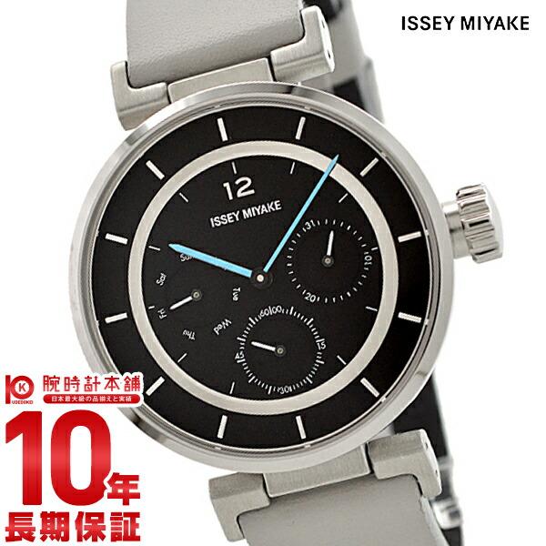 イッセイミヤケ 時計 メンズ ISSEYMIYAKE W-mini ダブリュミニ 和田智 SILAAB05 [正規品] 【24回金利0%】