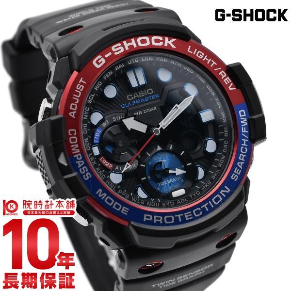 カシオ Gショック G-SHOCK ガルフマスター GN-1000-1AJF [正規品] メンズ 腕時計 時計