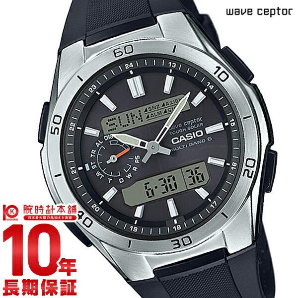 카시오웨브세프타 WAVECEPTOR 솔러 전파 WVA-M650-1 AJF [국내 정규품]맨즈 손목시계 시계