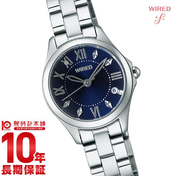 【店内最大37倍!28日23:59まで】セイコー ワイアードエフ WIRED ペアウォッチ AGEK423 [正規品] レディース 腕時計 時計