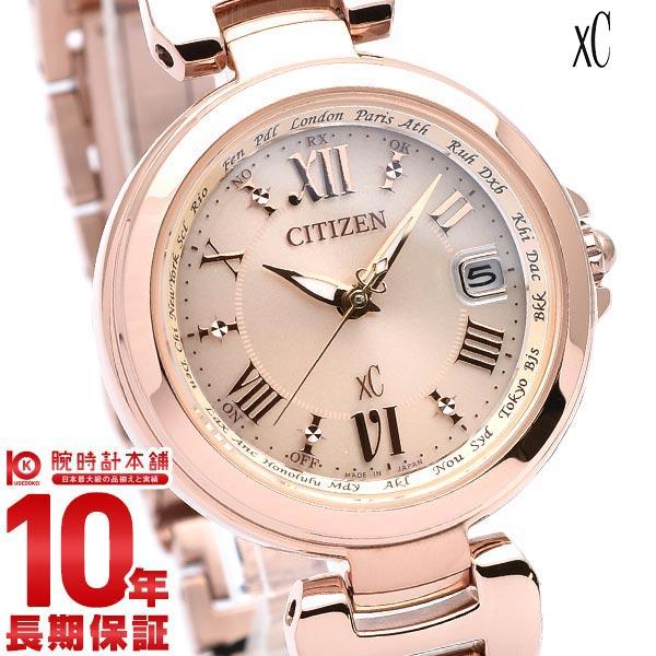 シチズン クロスシー XC エコドライブ おしゃれ プレゼント EC1032-54X [正規品] レディース 腕時計 時計【24回金利0%】【あす楽】