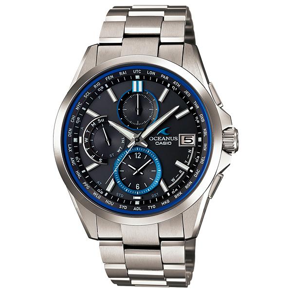 Casio Oceanus OCW-T100TD-1AJF - Купить часы - AdventikaWatch