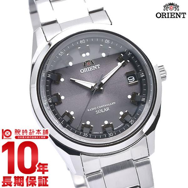 【ポイント最大24倍!9日20時より】オリエント ORIENT Neo70's ネオセブンティーズ ソーラー電波 グレー WV0061SE [正規品] メンズ 腕時計 時計【あす楽】