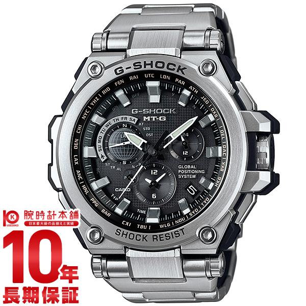 カシオ Gショック G-SHOCK MT-G GPSハイブリットソーラー電波 MTG-G1000D-1AJF [正規品] メンズ 腕時計 時計【36回金利0%】