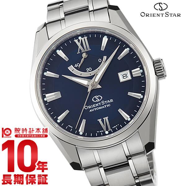 【ポイント最大30倍!9日20時より】オリエントスター ORIENT アーバンスタンダード チタニウム 機械式 自動巻き(手巻き付き) ネイビー WZ0021AF [正規品] メンズ 腕時計 時計