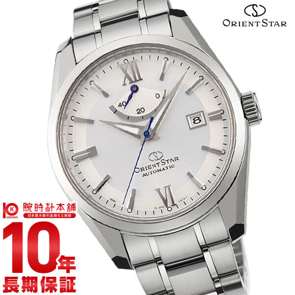 【ポイント最大33倍!9日20時より】オリエントスター ORIENT アーバンスタンダード チタニウム 機械式 自動巻き(手巻き付き) ホワイト WZ0031AF [正規品] メンズ 腕時計 時計【36回金利0%】(予約受付中)
