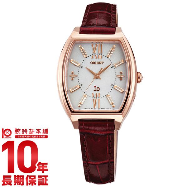 オリエント ORIENT イオ コスチュームジュエリー ソーラー電波 シャンパン WI0181SD [正規品] レディース 腕時計 時計