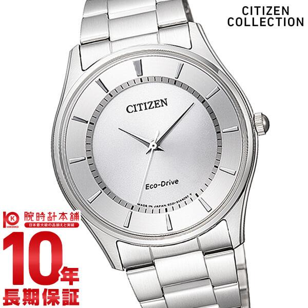 シチズンコレクション CITIZENCOLLECTION エコドライブ ソーラー BJ6480-51A [正規品] メンズ 腕時計 時計
