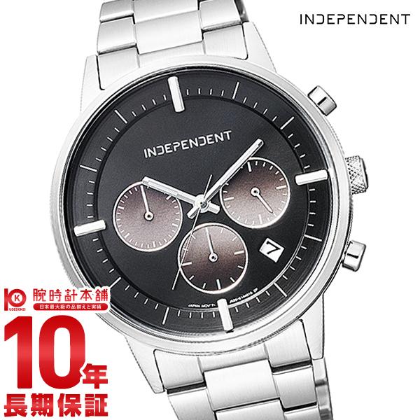【ポイント最大33倍!9日20時より】インディペンデント INDEPENDENT Timeless Line クロノグラフ BR1-811-51 [正規品] メンズ 腕時計 時計