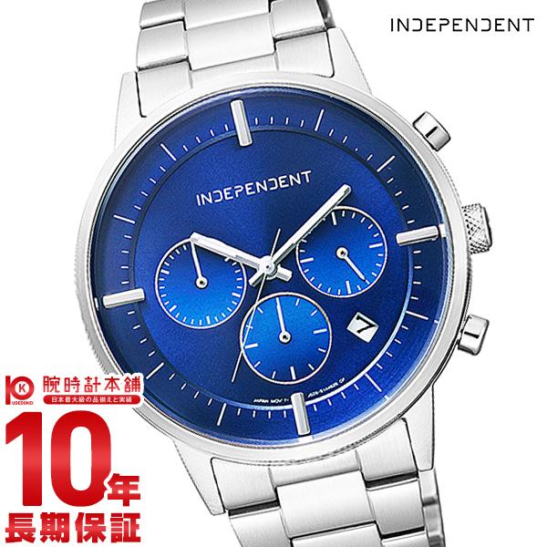 最大1200円割引クーポン対象店 インディペンデント INDEPENDENT Timeless Line クロノグラフ BR1-811-71 [正規品] メンズ 腕時計 時計