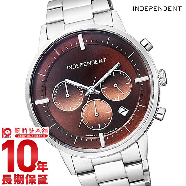 【ポイント最大33倍!9日20時より】インディペンデント INDEPENDENT Timeless Line クロノグラフ BR1-811-91 [正規品] メンズ 腕時計 時計