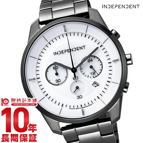 【ポイント最大33倍!9日20時より】インディペンデント INDEPENDENT Timeless Line クロノグラフ ソーラー KF5-144-11 [正規品] メンズ 腕時計 時計