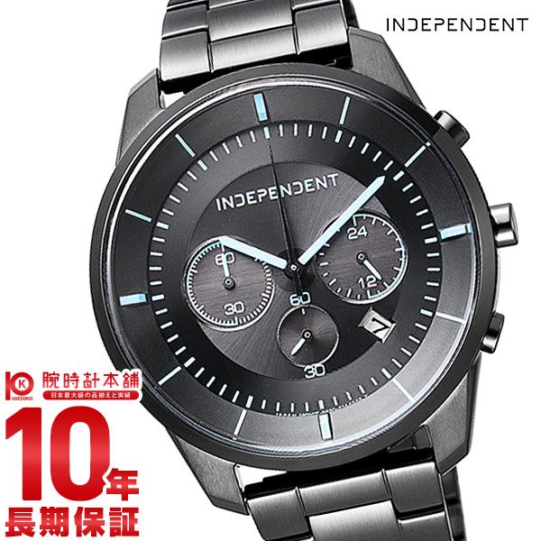 最大1200円割引クーポン対象店 インディペンデント INDEPENDENT Timeless Line クロノグラフ ソーラー KF5-144-51 [正規品] メンズ 腕時計 時計