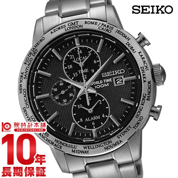 セイコー 逆輸入モデル SEIKO 10気圧防水 SPL049P1 [正規品] メンズ 腕時計 時計
