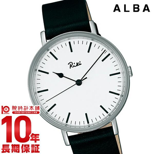 セイコー アルバ ALBA リキワタナベ ペアウォッチ AKPK420 [正規品] メンズ 腕時計 時計【あす楽】